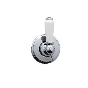 5542 Perrin & Rowe 3-way Diverter With Lever Handle